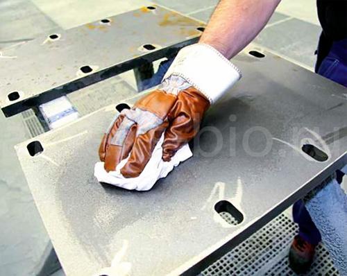 Новые решения для подготовки поверхностей перед склеиванием