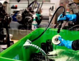 Очистка в металлообрабатывающей отрасли