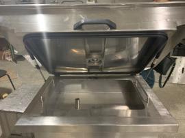 Мойка из нержавеющей стали для ручной очистки деталей