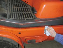 Универсальный очиститель промышленных объектов для ручного и механического применения