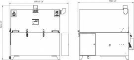 Автоматическая промывочная установка АМ1400 АК схема
