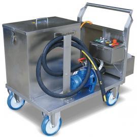 RWR 500 L - очистительное устройство для труб, теплообменников и блоков контроля температуры