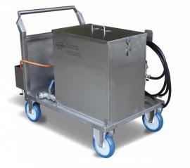 RWR 80 L KST Automatic - очистка форм для литья пластиков под давлением