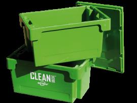 CLEAN BOX - простое и удобное устройство для мобильной очистки деталей
