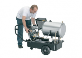 АВД FRANK FH 1021 (TS, DMP, ТСС) Аппараты высокого давления с масляным нагревом воды