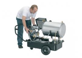 Аппараты высокого давления с функцией нагрева воды АВД FRANK FH 711 TS