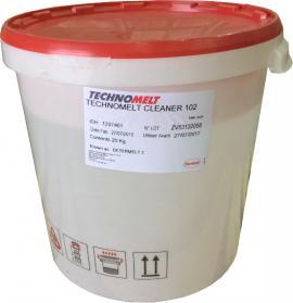 Technomelt CLEANER 102 Горячий очиститель для клеев расплавов на каучуковой или полиолефиновой основе.