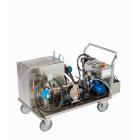 RWR 80 L - очистительное устройство для труб, теплообменников и блоков контроля температуры