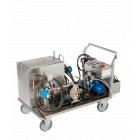 RWR 300 L - очистительное устройство для труб, теплообменников и блоков контроля температуры